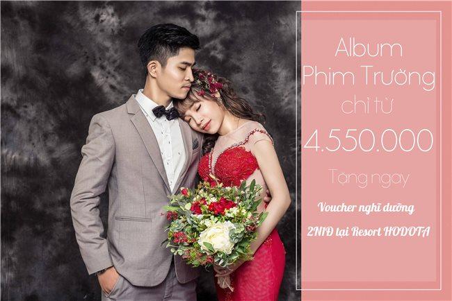 Hý - Bridal Studio Chụp Hình Cưới Đẹp Giá Rẻ TP.HCM
