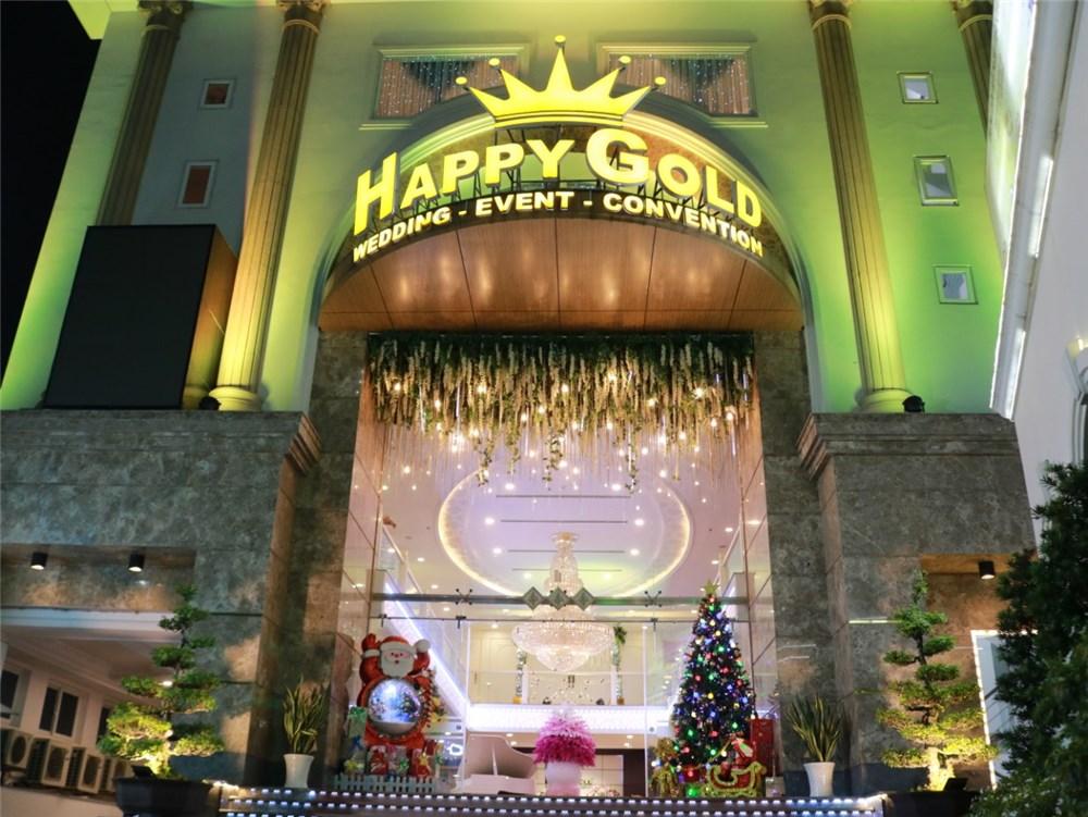 Trung Tâm Tiệc Cưới Hội Nghị Happy Gold