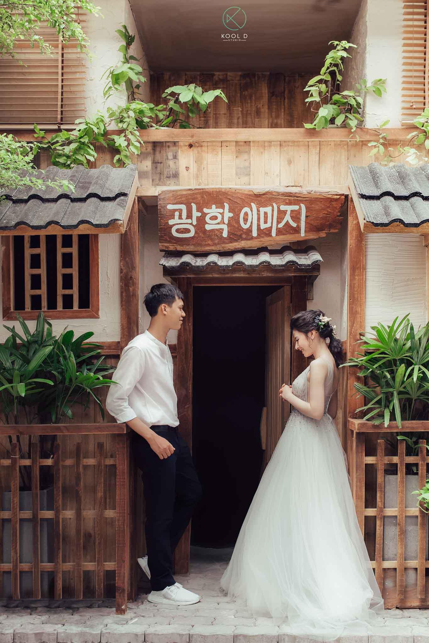 Chụp ảnh cô dâu đơn thân HCM
