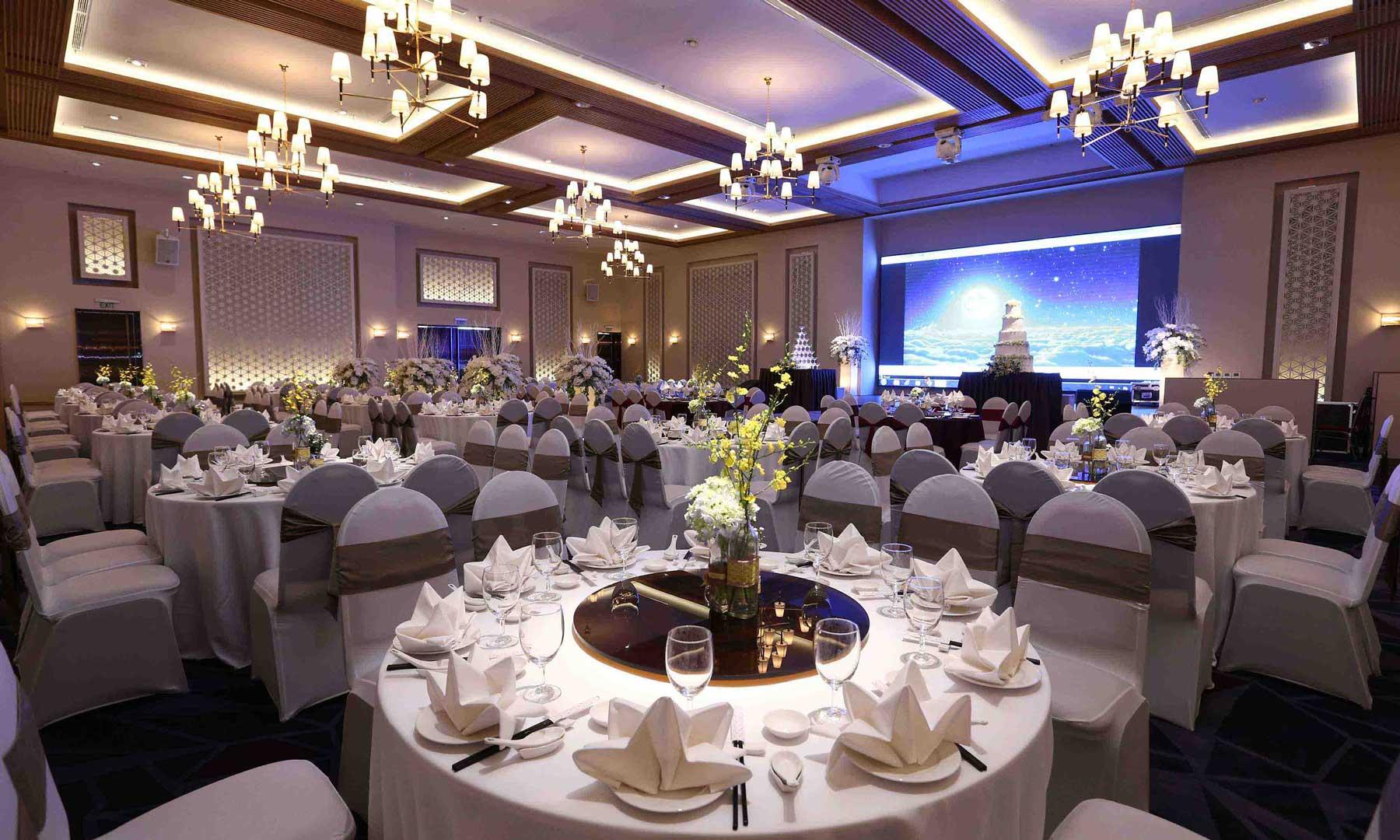 Trung tâm Hội nghị & Tiệc cưới Gala
