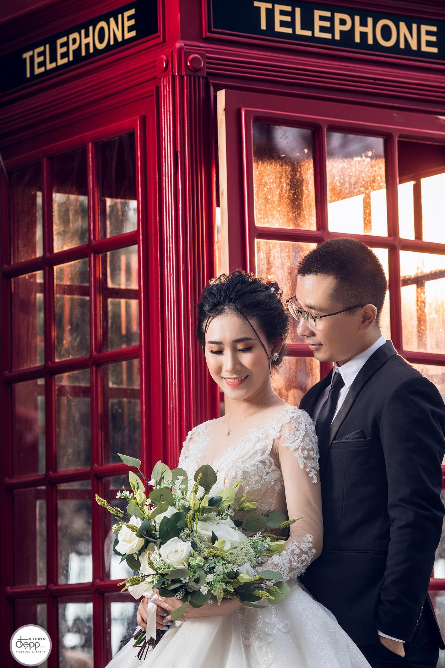 Đẹpp Studio - Tiệm chụp ảnh cưới đẹp và lớn nhất Củ Chi