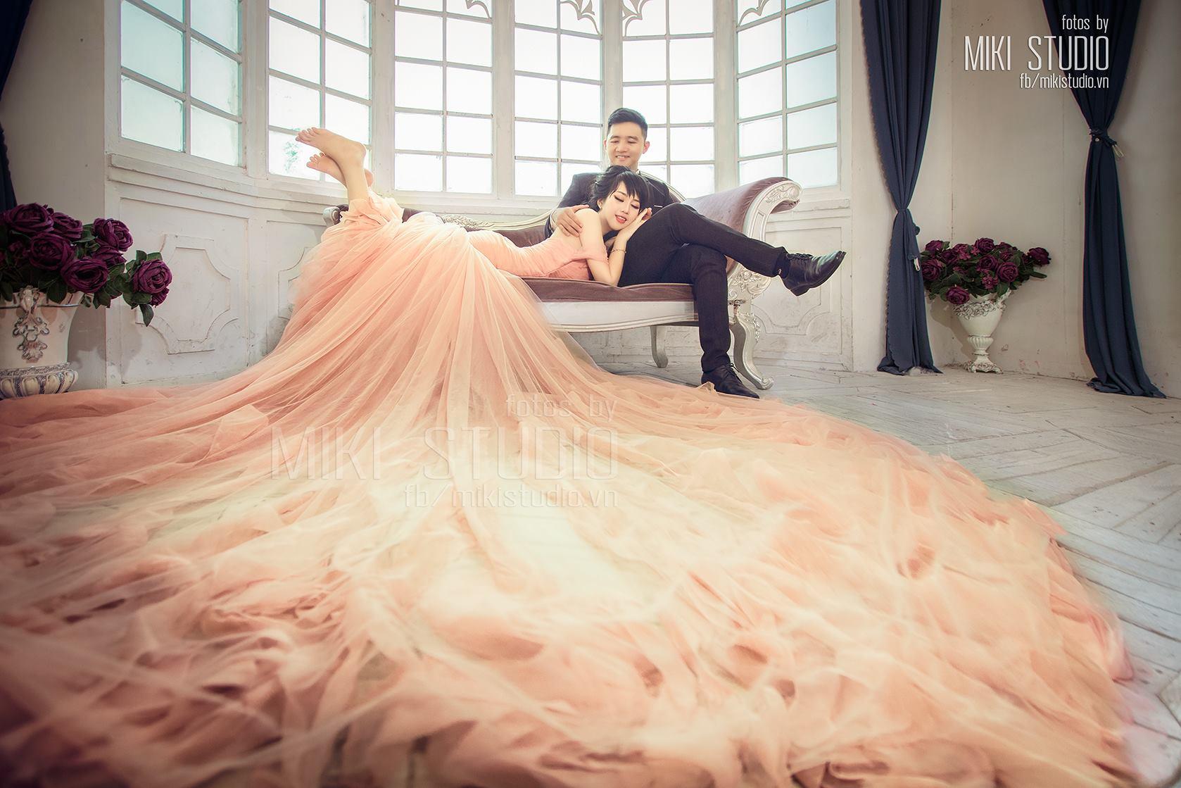 Miki Studio - Chụp ảnh cưới đẹp