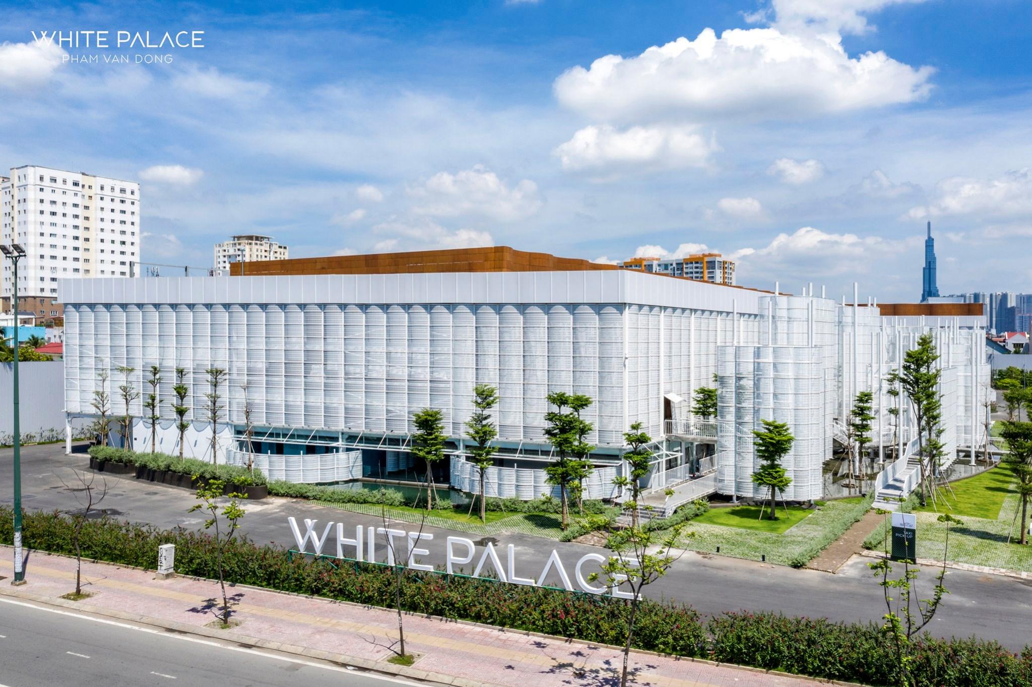 Trung Tâm Sự Kiện & Triển Lãm White Palace Phạm Văn Đồng