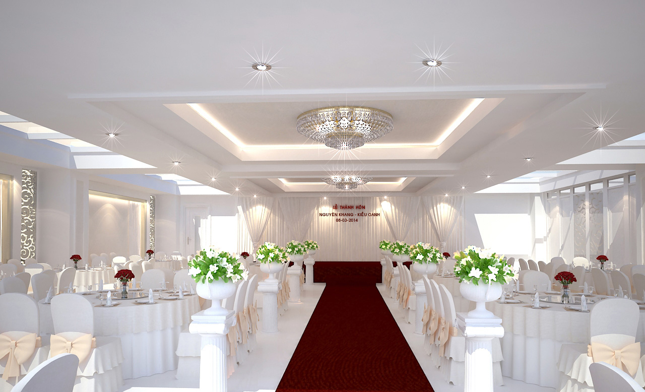 Glorious Luy Ban Bich Wedding & Events