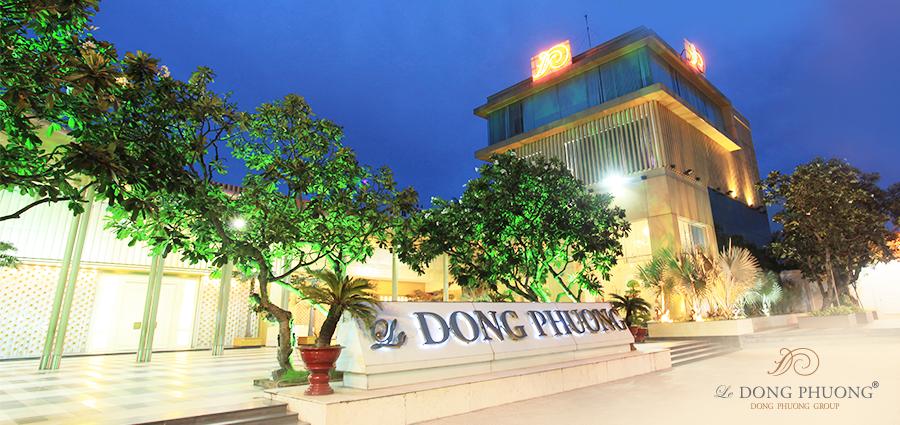Nhà Hàng Tiệc Cưới Lê Đông Phương - Nguyễn Văn Quá