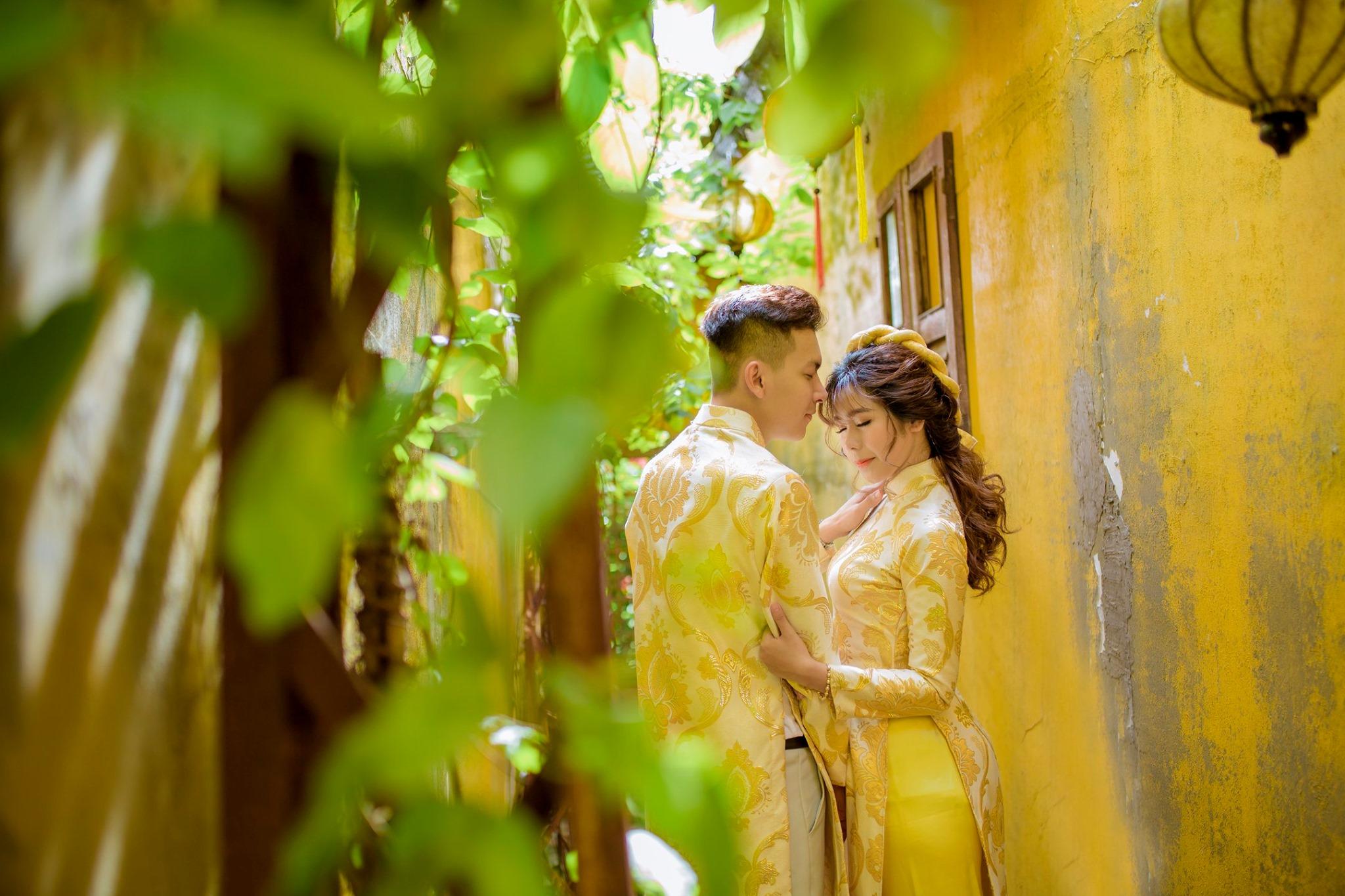 Áo cưới ROSA - Cỏ Paris