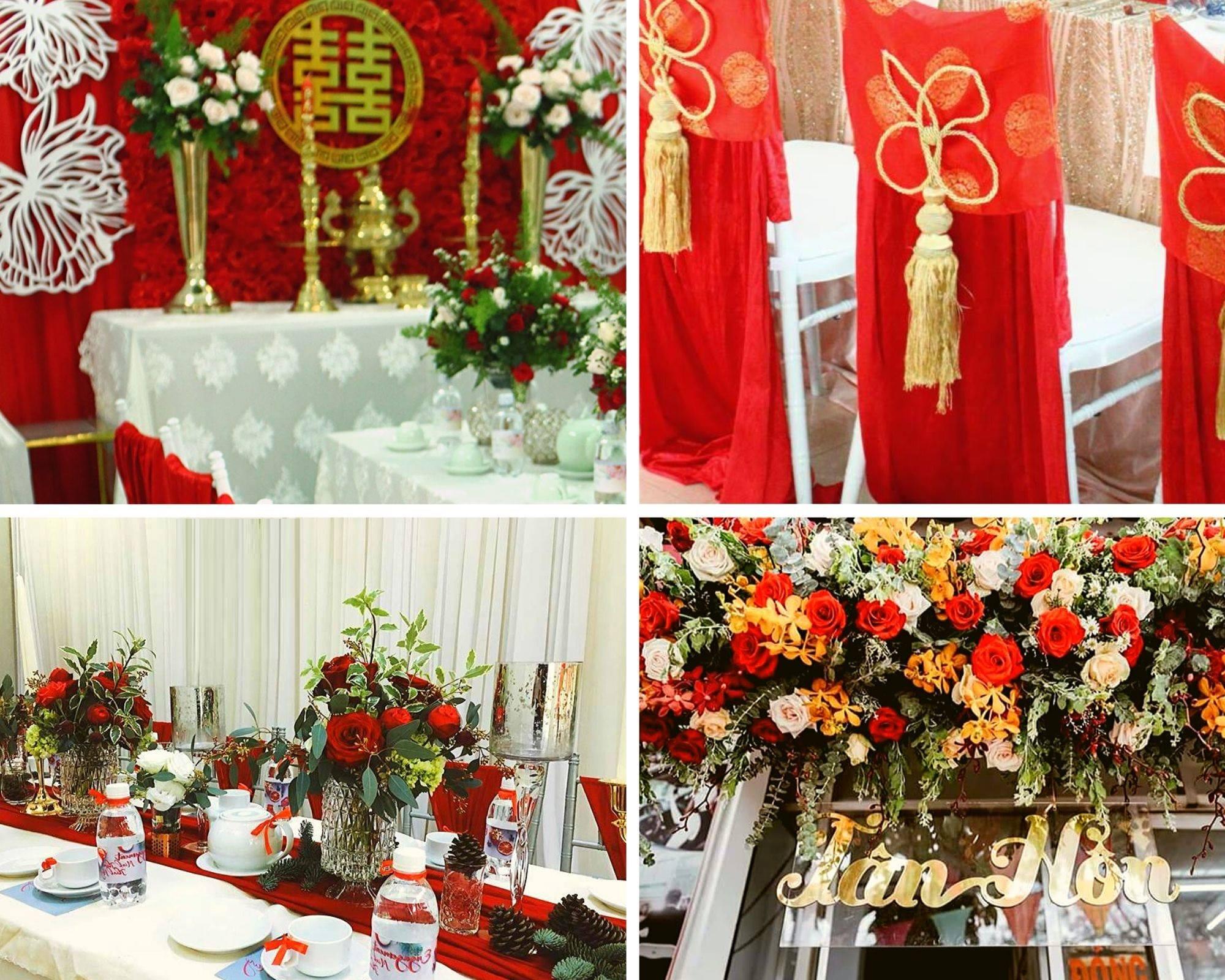 Vy Wedding - Trang Trí Tiệc Cưới Trọn Gói