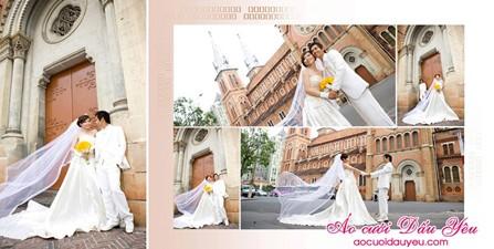 Áo cưới Dấu Yêu