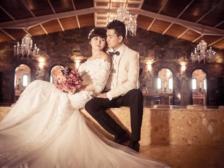 Áo cưới Gia Hưng