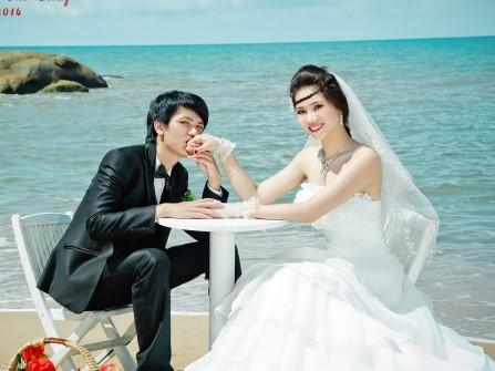 Áo cưới Hàm Yên