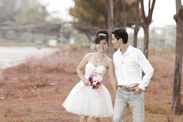 Áo cưới Hoàng Hải