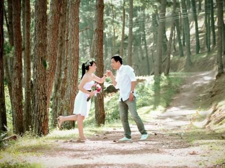 Áo cưới Hữu Nghị