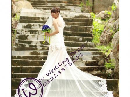 Áo cưới IV - áo cưới giá rẻ