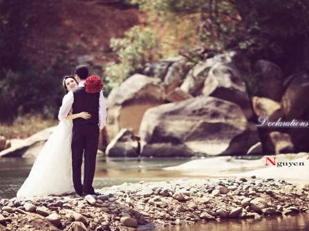Áo cưới La Hân