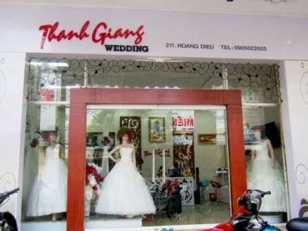Áo cưới Thanh Giang