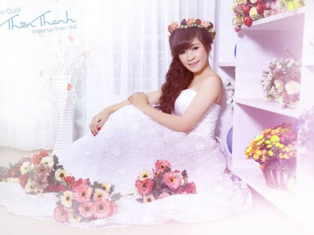 Áo cưới Thiên Thanh