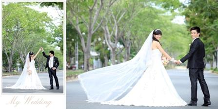 Áo cưới Việt Đăng