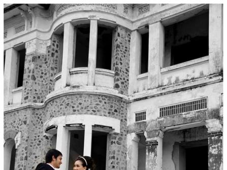 Áo cưới Vương Vũ