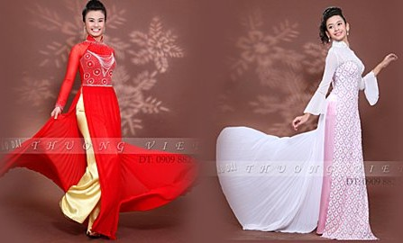 Áo dài Thương Việt