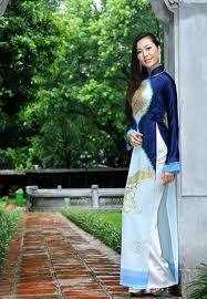 Áo dài Thùy Trang