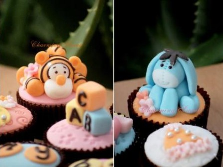 Charming Sweet (Cakes and Favors)