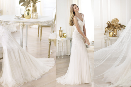 Cherry Wedding-dress