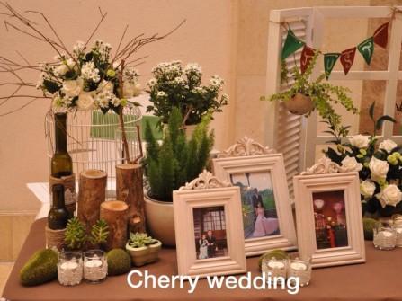 Wedding Planner Cherry Wedding