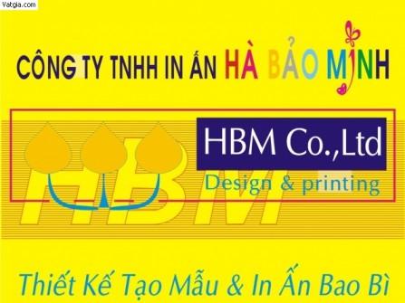 Công ty TNHH in ấn Hà Bảo Minh