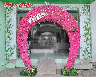 Dịch vụ cưới Hồng Châu