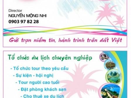 Du Lịch Việt Nhi