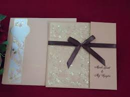 Eva Wedding Card