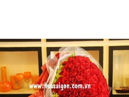 Hoa cưới Hoa Sài Gòn