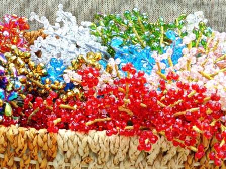 Hoa pha lê Anh Quí