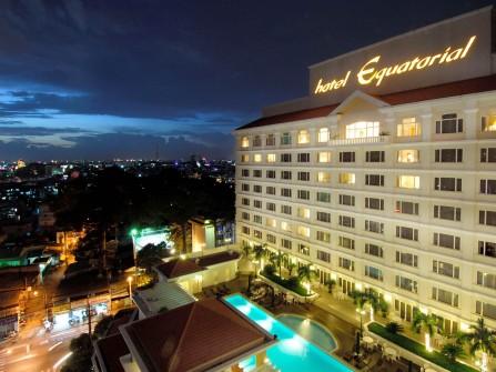 Khách sạn Equatorial Tp.HCM