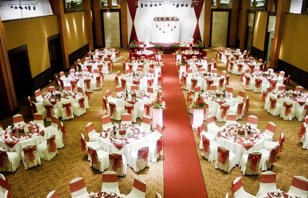 Ưu đãi mùa cưới từ Khách sạn Equatorial HCM
