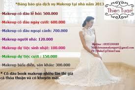 Makeup Thiên Tuấn