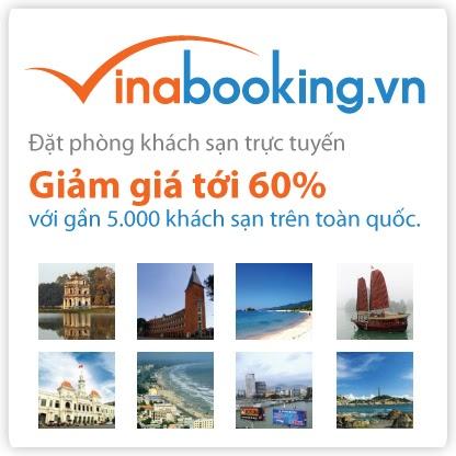 Mạng đặt phòng Vinabooking.vn