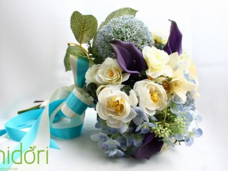 Hoa cưới Midori