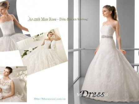 Miss Rose Bridal
