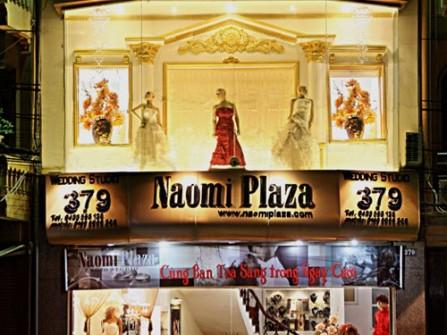 Naomi Plaza