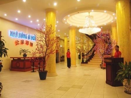 Nhà hàng Ái Huê