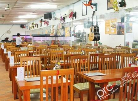 Nhà hàng Hồ Gia