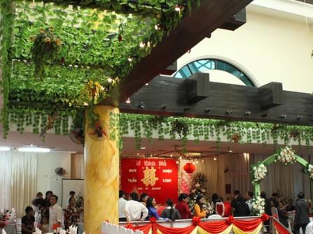 Nhà hàng Hoa Lư