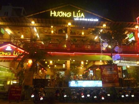 Nhà hàng Hương Lúa Mới