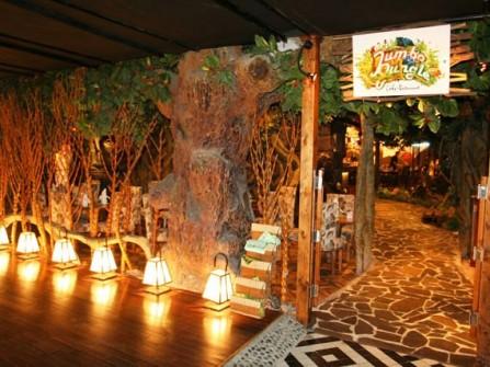 Nhà hàng Jumbo Jungle