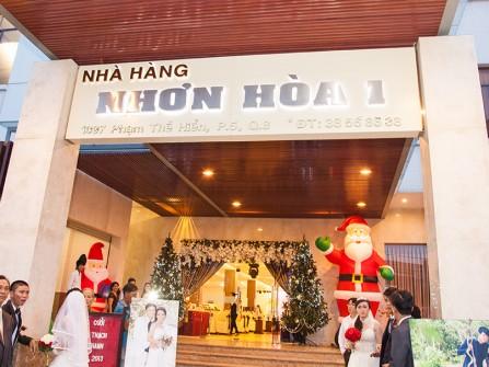 Nhà hàng Nhơn Hòa