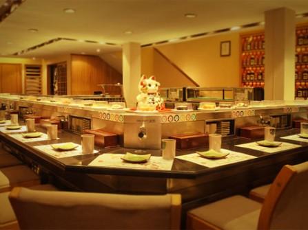 Nhà hàng Triều Nhật