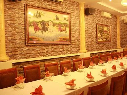 Nhà hàng Vạn Tuế