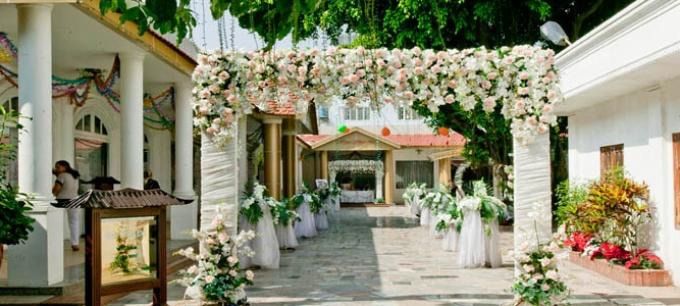 Nhà hàng Vườn Thiên Thai