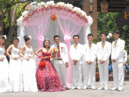 Nhà hàng tiệc cưới Hồng Cường